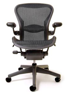 Herman Miller Aeron Chair - Homerecording Studio-Möbel